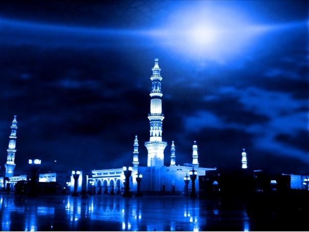 Masjid Nabawi Cantik