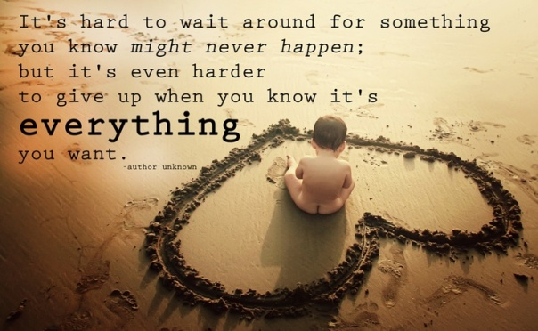 waitingbaby quote