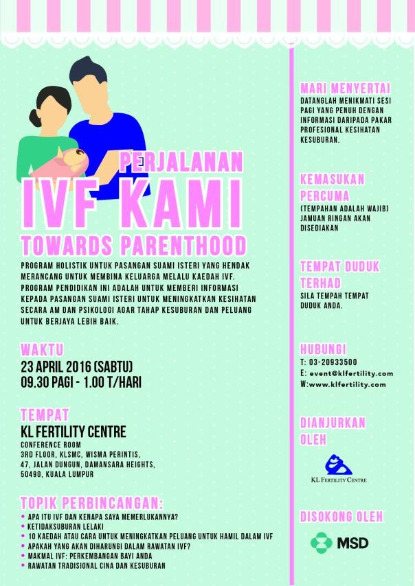 IVF Journey April 2016